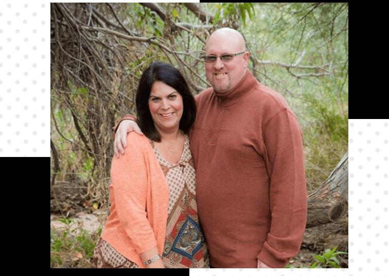 Steve and Candice Jones