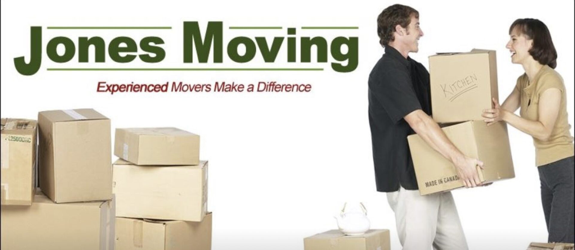 Jones Moving and Storage