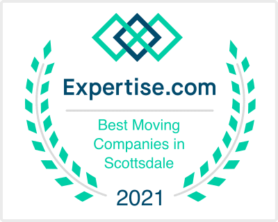 Expertise best moving companies in scottsdale 2021 graphic